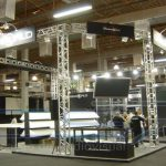 Aluguel de Box Truss e Monitores para Feira e Eventos