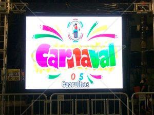 Painel de LED para Carnaval 2015 - 2,40 x 2,40