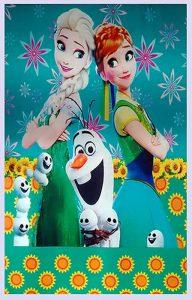 Banner de Tecido Frozen 2