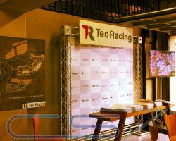 Painel Backdrop para Feira - Autodromo de Interlagos