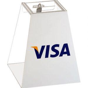 Urna Piramidal -Visa